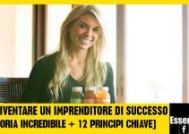 Come DIVENTARE un IMPRENDITORE di SUCCESSO - CRESCITA A 360°, MONEY