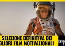81 film motivazionali che ti cambieranno la vita - MOTIVAZIONE