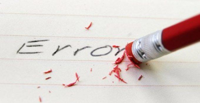 I 12 più grandi errori che (quasi) tutti commettiamo nella nostra vita - MOTIVAZIONE