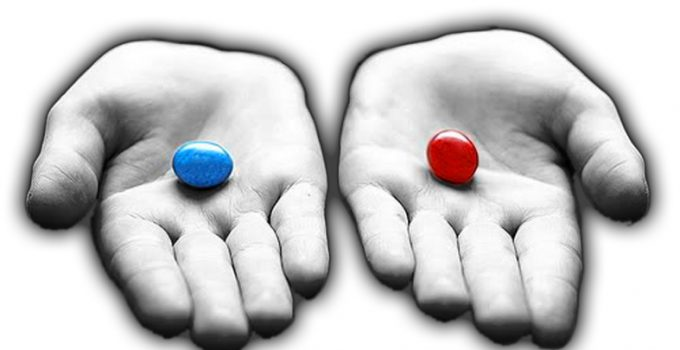 Quanto sei Str***o?! Dipende dalla pillola che scegli - mindset